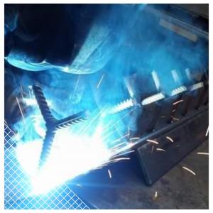 Stainless Steel BBQ Welding