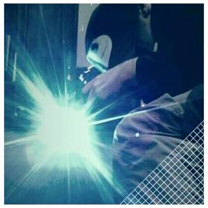 Welding Stainless Steel BBQ
