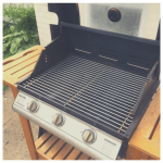 replacement stainless steel grill for gas barbecue